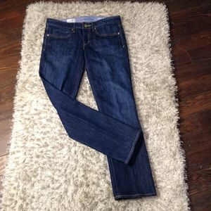 Gap Real Straight Leg Jeans Size 28